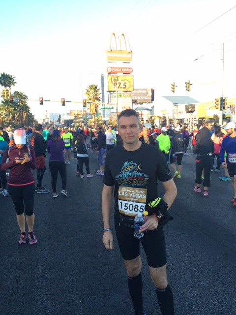 LV Marathon 2014 Rock 'n' Roll